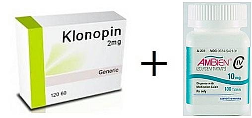 klonopin ambien2 mg concentrate