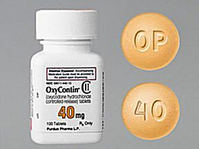 oxycontin 40 concentrate